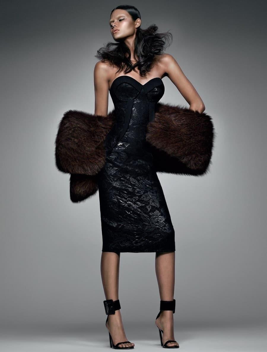 Daniela Braga - Harper's Bazaar Brazil April 2013 -
